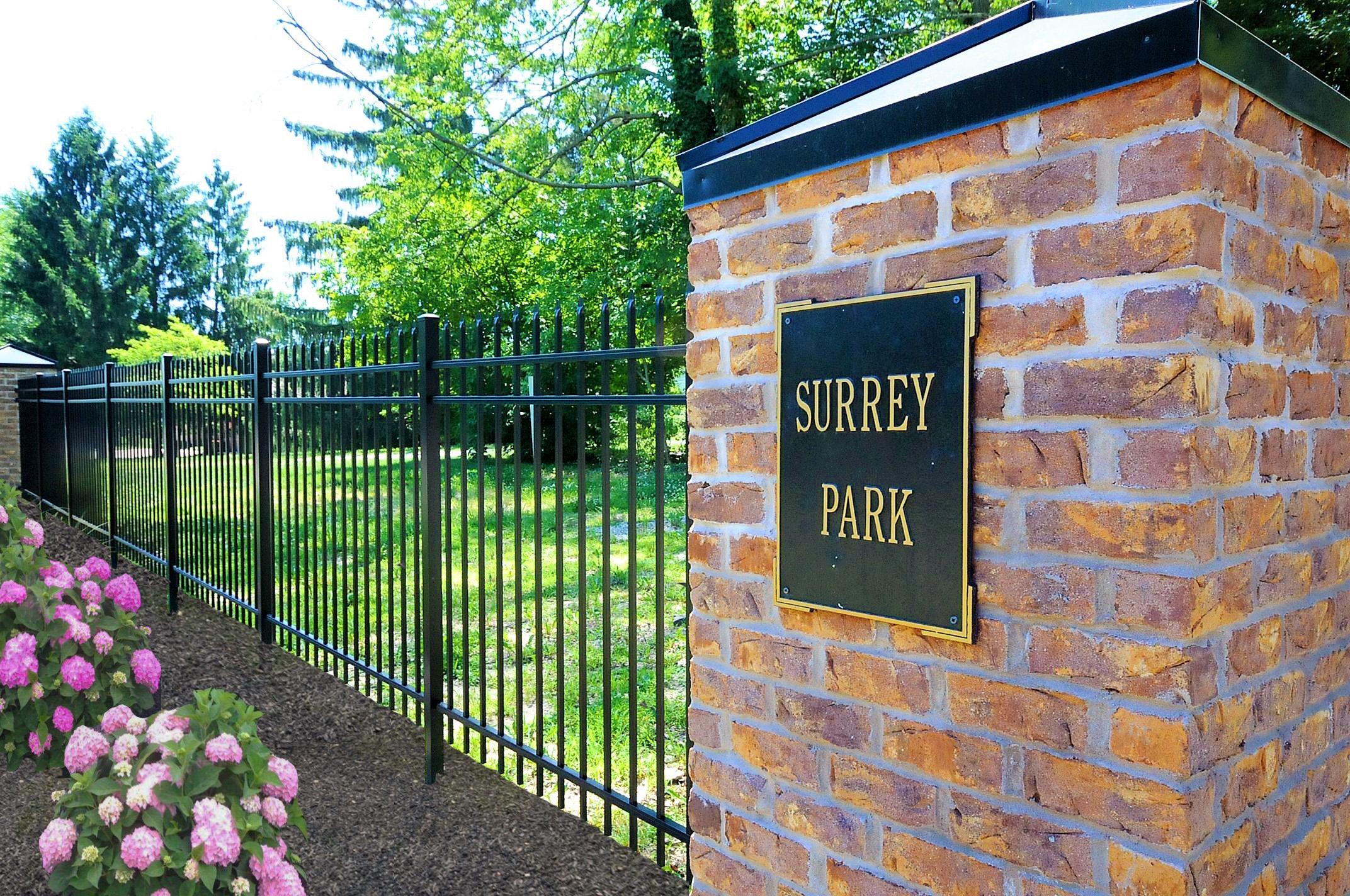 SurreyParksignfense