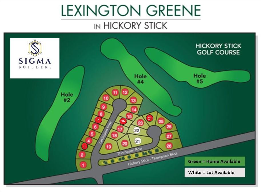 lexington green updated 12618